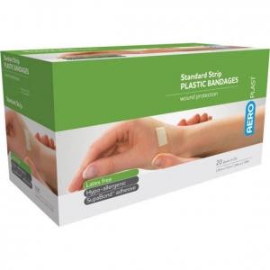 Aeroplast Plastic Strips - Box 25 - Click for more info