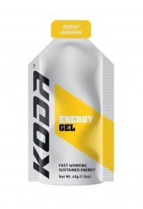 Koda Shotz Gel 45g (BBGSC Berry/Banana 45g - Ctn 24)