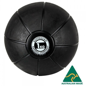 Gym Ball Black - Click for more info