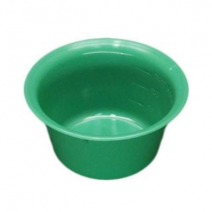 Plastic Green Bowl - Click for more info