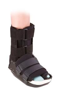 AdjustaFit Walker Boot, Mid-Calf