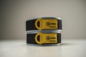 B Strong Bands Size #4 Yellow - 1 Pair