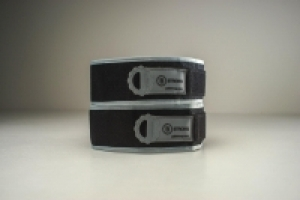 B Strong Bands Size #5 Grey - 1 Pair
