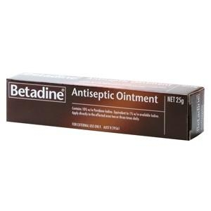 BETADINE OINTMENT - Click for more info
