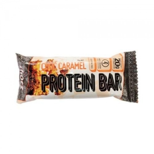 SHOTZ PRO BAR, CHOC/CARAMEL - Box 12 - Click for more info