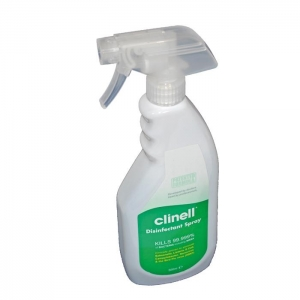 Clinell Disinfectant Spray 500ml - Click for more info