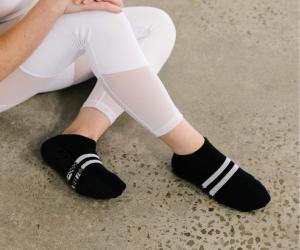 Pilates Socks Classic Low-Rise