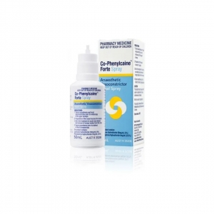 Cophenylcaine Forte Spray 50ml - Click for more info