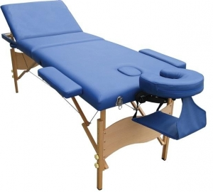 Club Warehouse Portable Massage Table - Click for more info