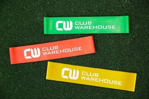 CW MINIBAND LOOP PACK 1 of each pink/green/red - Click for more info