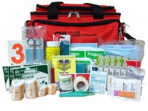 Club Warehouse On-Field Sports First Aid Kit - Click for more info