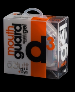 D3 Mouthguard Adult - Click for more info