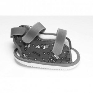 OTS Paediatric Cast Boot Sandal - Click for more info