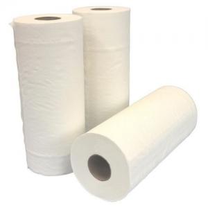 Versatile Towel White Embossed 49cm x 50m Each