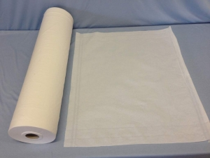 Bed Sheet Roll 59cm x 100m Perforated - Each
