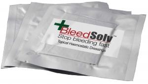 Bleedsolv DRESSING 10cm x 10cm - Click for more info
