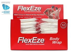 FLEXEZE Wraps- Box 24 - Click for more info