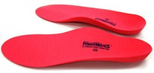Formthotics Full Length Dual Density Red/Red (FT203-7 XX-Large)