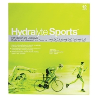 HYDRALYTE SPORTS L/LIME SACHETS PKT 12 - Click for more info