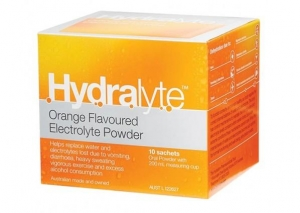 HYDRALYTE POWDER 5g (HLSAOR_Ctn24 Orange - Ctn 24)