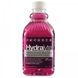 Hydralyte Apple/Blackcurrent Liquid - 1l