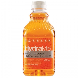 HYDRALYTE LIQUID, Orange 1L - Click for more info