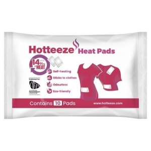 HOTTEEZE PADS 135mm x 100mm  Pk 10 - Click for more info