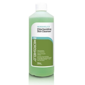 Microshield 2 Skin Cleanser With Chlorhex