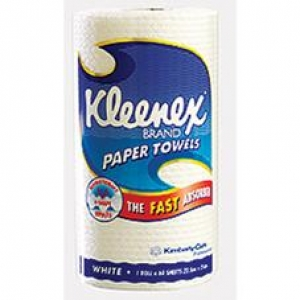 KLEENEX KIMSOFT PERFORATED 2PLY- Carton 12 - Click for more info