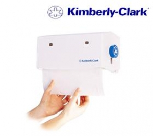 VERSA TOWEL Small DISPENSER (For KC4210 Towel) - Click for more info