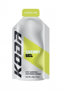 Koda Shotz Gel 45g (LLEGCTN Lemon/Lime 45g - Ctn 24)