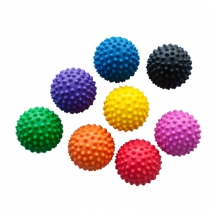 MASSAGE BALL (SPIKEY) - 10cm - Click for more info