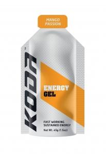 Koda Shotz Gel 45g (MPGDP Mango/Passionfruit 45g - Ctn 2)