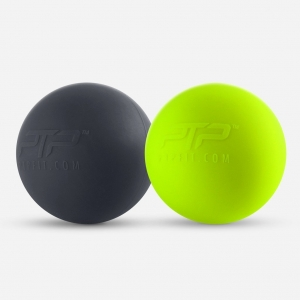 Massage Balls Combination Black & Lime