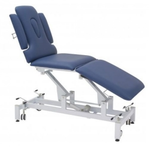Prime Alternative Powerlift 5-Section Treatment Table - Navy
