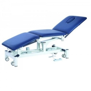 Prime Power Treatment Deluxe 3 Equal Section Table  - Blue