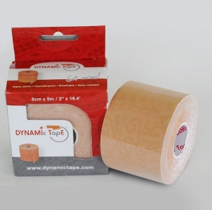 Dynamic Tape Beige 5cm - Click for more info