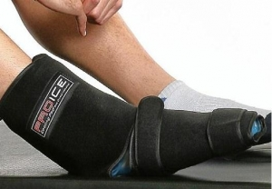 ProIce WRAP WITH AIR BAG- Ankle - Click for more info