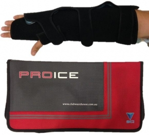 ProIce WRAP WITH AIR BAG- Wrist - Click for more info