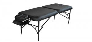 PORTABLE FEATHERLITE MASSAGE TABLE - Click for more info