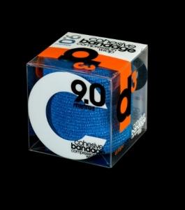 D3 Cohesive Bandage Royal Blue 7.5cm x 9m - Click for more info