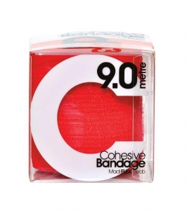 D3 COHESIVE BANDAGE 7.5CM X 9M BOX 16 (R13RD_Each RED)