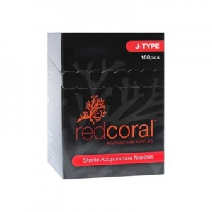 Acupuncture Red Coral J Type 0.30 x 50 - Pack 100 - Click for more info