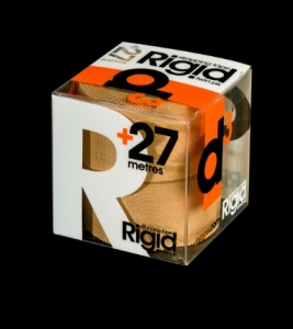 D3 Rigid Tape 38mm x 13.7m  - Twinpack - Click for more info