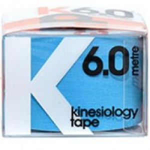 D3 KINESIO TAPE 50MM X 6M Electric - Click for more info
