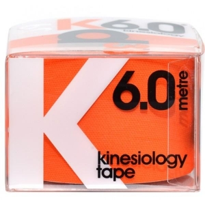 D3 KINESIO TAPE 50MM X 6M Orange - Click for more info