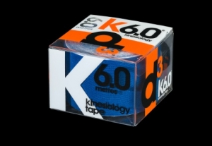 D3 KINESIO TAPE 50MM X 6M Royal - Click for more info