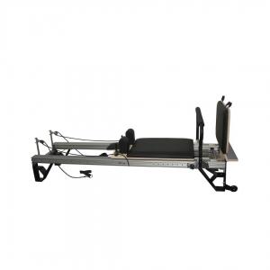RESISTA Aluminium Reformer with Sliding Footbar - Low 23cm