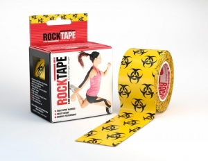 Rocktape Biohazard 5cm x 5m - Click for more info