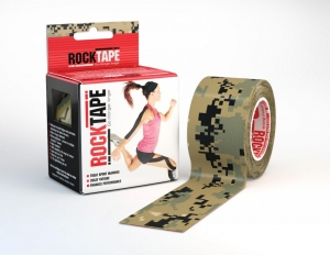 Rocktape Camo Digital 5cm x 5m - Click for more info